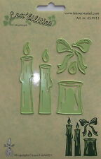Lea'bilities Design Die Cutter - Candles, craft, card making, scrapbooking 9913