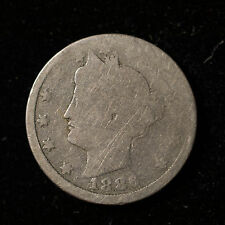 1886 LIBERTY 'V' NICKEL - KEY DATE                  G