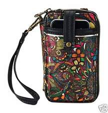 Sakroots Smartphone Wallet Wristlet Crossbody Rainbow Spirit Desert fit iPhone 6