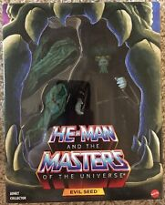 He-Man And The Masters Of The Universe Evil Seed 2.0 Figure Club Grayskull