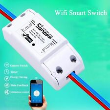 NP106-Remote Control Wifi Switch Smart Home Automation switch 220v 10A/2000W