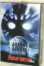 NECA Ultimate Horror Action Figure JASON VOORHEES LIVES Friday 13th Part VI 6