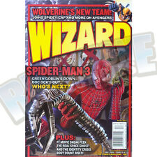 WIZARD THE COMIC MAGAZINE #158 VF COVER B