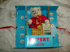 MERRYTHOUGHT RUPERT BEAR LIMITED EDITION
