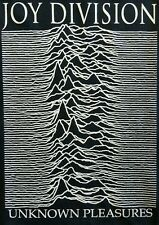 JOY DIVISION GOTHIC PUNK ROCK BLACK CANVAS BACK PATCH