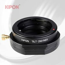 New Version Kipon Tilt Adapter for Olympus OM Lens to Sony E Mount NEX Camera