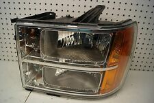 07 08 09 10 11 12 13 2014 GMC Sierra 1500 2500 Left Side Halogen Headlight OEM