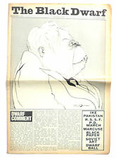 BLACK DWARF Magazine 18 April No 15 1969 Ralph Steadman/Soviet art/Marcuse