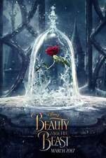 Beauty and the Beast Movie Poster (2017) - Emma Watson, Luke Evans, Dan Stevens