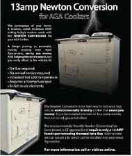 Convert your Aga to 13 Amp Electric with the CE Approved Newton Conversion Kit