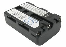 UK Battery for Sony DSLR-A100H NP-FM55H 7.4V RoHS