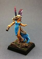 Sylph Reaper Miniatures Warlord Wood Elves RPG D&D Fairy Fey Pixie Caster Elf
