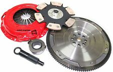 ULTIMATE STAGE 4 CLUTCH KIT+IRON FLYWHEEL HONDA PRELUDE/ACCORD 2.2L 2.3L H22 H23