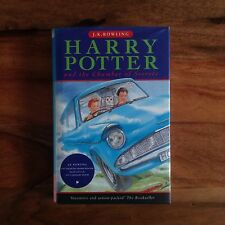 J K Rowling's Harry Potter and the Chamber of Secrets Bloomsbury 1st Edition