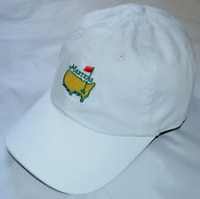 2016 MASTERS (WHITE) Slouch Golf HAT from AUGUSTA NATIONAL