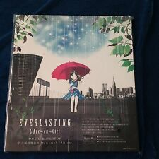 "L'ARC EN CIEL LARUKU JROCK JPOP ""EVERLASTING"" LIMITED SINGLE JAPANESE VER"