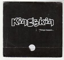 (GJ412) Kingskin, Things Happen... - DJ CD