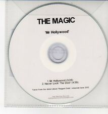 (DD99) The Magic, Mr Hollywood - 2012 DJ CD