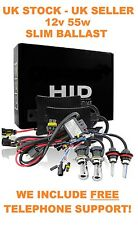 H7 Headlight HID Xenon Kit 6000k 55w VW Golf Mk 5 GTI 2005   2009