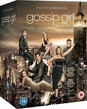 GOSSIP GIRL SEASONS 1-6 COMPLETE SERIES DVD BOX SET NEW SEALED 1 2 3 4 5 6