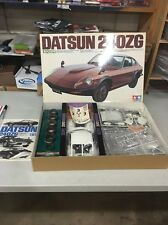 Tamiya 1/12 Scale Datsun 240ZG Plastic Model Kit 12010 / BRAND NEW IN BOX