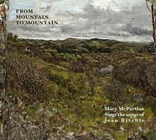 From Mountain to Mountain by Mary McPartlan (CD, May-2016, Claddagh Records)