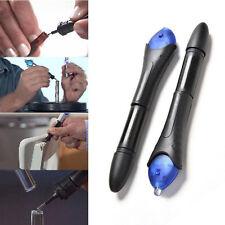 5 Segundos luz UV Fijar líquido del vidrio Reparaciones Herramienta de pegamento