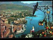 RIVA DEL GARDA / LAGO di GARDA (ITALIE) TELESIEGE , VILLAS & EGLISE en 1969