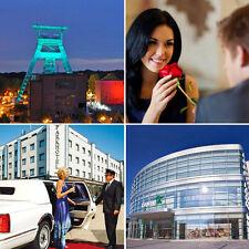 2 Tage Städtereise Erlebnis Ruhrpott ★★★★S Parkhotel Oberhausen Kurzreise 2 Pers