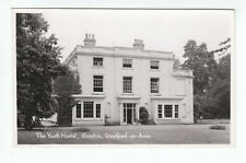 The Youth Hostel Alveston Stratford On Avon Real Photograph Ernest Daniels