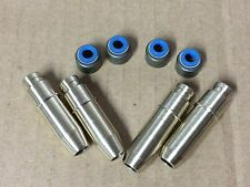 HONDA CB160 CA160 CL160 CB175 CL175 CB92 BRONZE VALVE GUIDES WITH VITON SEALS