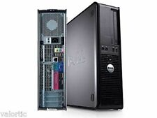Dell Optiplex 380 DT Intel Core 2 Duo 3.0 Ghz 3 Gb 160 Gb DVD Windows 10