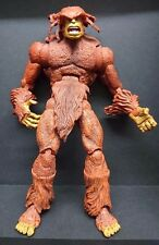 "Marvel legends apocalypse series sasquatch rare! x-men/alpha flight 8"" figure"
