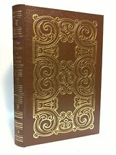 Easton Press leather~The Essayes (essays) of Francis Bacon