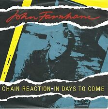 "John Farnham - Chain Reaction / In Days To Come (7"" Vinyl-Single Germany 1990)"
