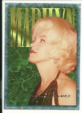 "MARILYN MONROE Sports Time card # 100 ""Cop and the Anthem"""
