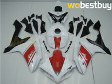 White Black Red Injection ABS Body Kit Fairing Fit for YAMAHA 07 08 YZF R1 d16