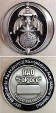 """Moneta/Coin 185° RGT. PARACADUTISTI RAO  """"FOLGORE"""" - (COMFOSE) Originale"""