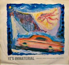 IT'S IMMATERIAL driving away from home/trains, boats, planes SP 1986 SIREN VG++