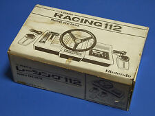 NINTENDO COLOR TV GAME RACING 112 CTG-CR112 New Old Stock condition Import Japan