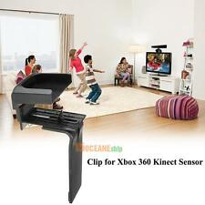TV Clip Mount Stand Holder Bracket For XBOX360 ONE Kinect 2.0 Sensor Game