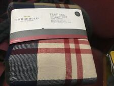 Threshold Flannel Sheet Set - Cotton Plaid Flannel - Queen
