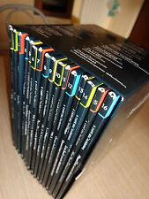 OPERA COMPLETA BOX COFANETTO 16 DVD IL CAFFE' DELL'ARCHITETTURA REPUBBLICA