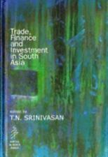 Trade, Finance and Investment in South Asia, Exports & Imports, General, Finance