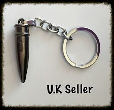Bullet Keyring. Free Gift Bag