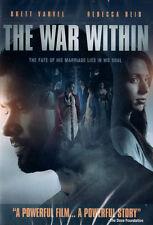 NEW Sealed Christian Widescreen DVD! The War Within (Brett Varvel, Rebecca Reid)