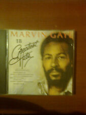 GAYE MARVIN - 18  GREATEST HITS - MOTOWN  - CD