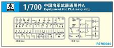 S-Model 1/700 720044 Equipment for People's Liberation Army Navy Ship