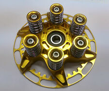 DUCATI Monster S2R/S4R/S4RS Kupplung Druckplatte gold Federn Federteller SET NEU
