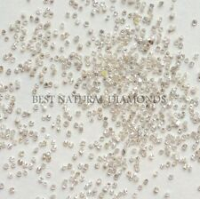 100% Natural Loose Round Single Cut 100 Diamonds I1-I3, G-J Real Star Polished